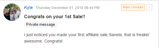 My-First-Sale-at-Wealthy-Affiliate