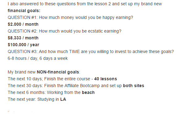 Setting-up-goals-at-the-Wealthy-Affiliate