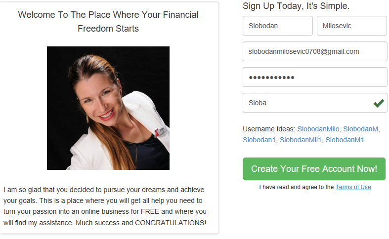 Sign-up-page-at-the-Wealthy-Affiliate