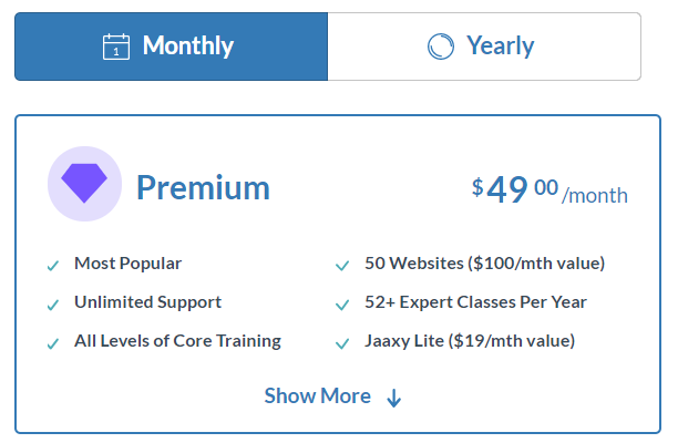 Wealthy-Affiliate-premium-membership-monthly